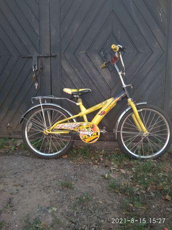 Продам детский велосипед.