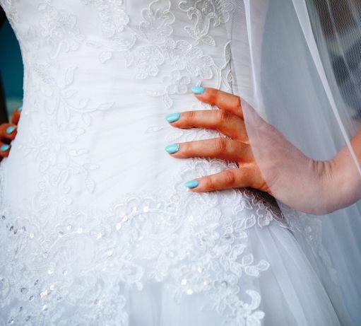Suknia księżniczka rozmiar 38