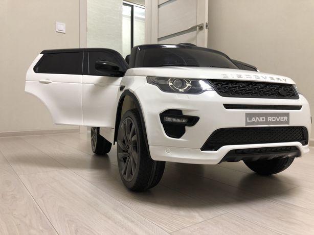 Детская машина Land Rover