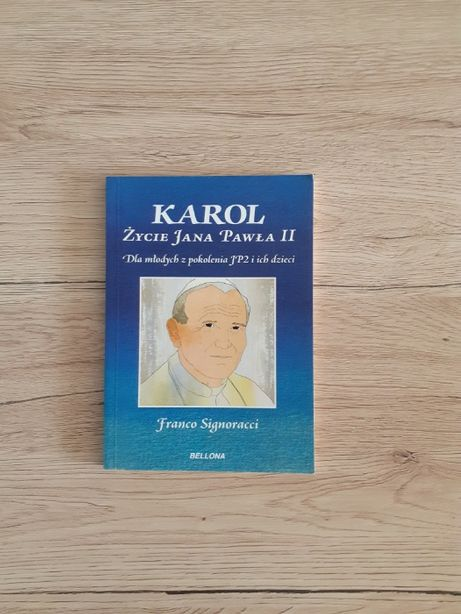 Karol. Życie Jana Pawła II - Franco Signoracci