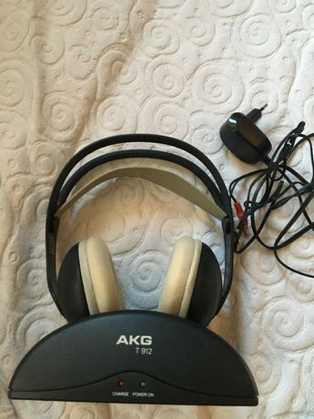 Słuchawki bezprzewodowe AKG K912