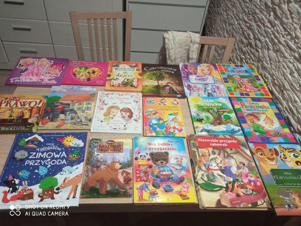 Zestaw 18 książek