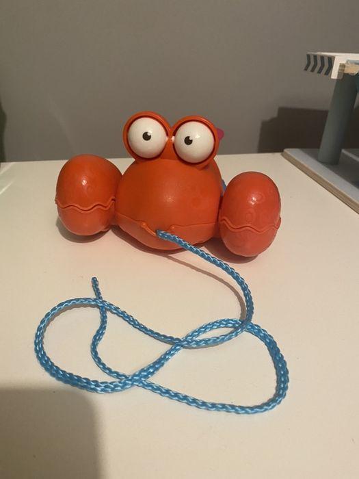 B toys zabawka do ciagnięcia stan idealny krab jeździk Gdańsk - image 1