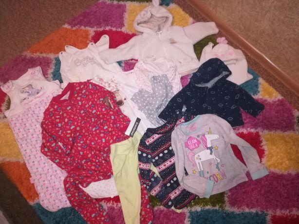 Пакет одежды для девочки 6-24 мес