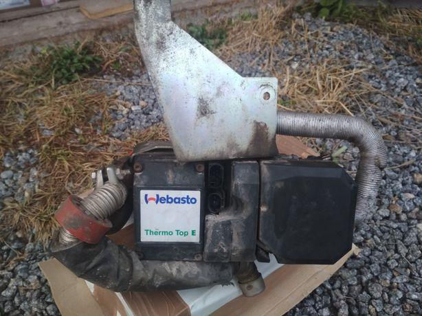 Мокра Webasto Thermo Top E бензин повний комплект з пультом