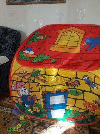 Домик-палатка+подарки)