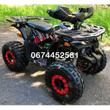 COMMAN Eхdrive Hunter 125 Квадроцикл для детей и взрослых Хантер Forte