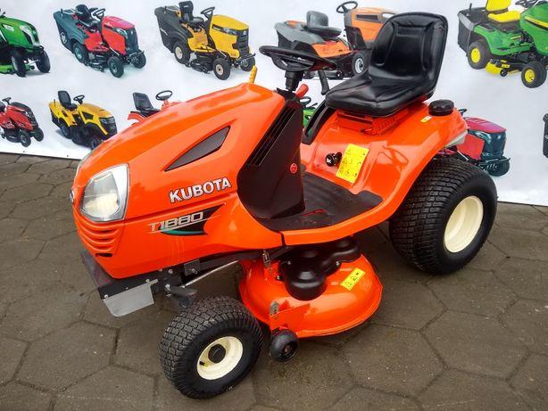 Kosiarka traktorek Kubota T1880 pompa iseki Husqvarna viking Toro John