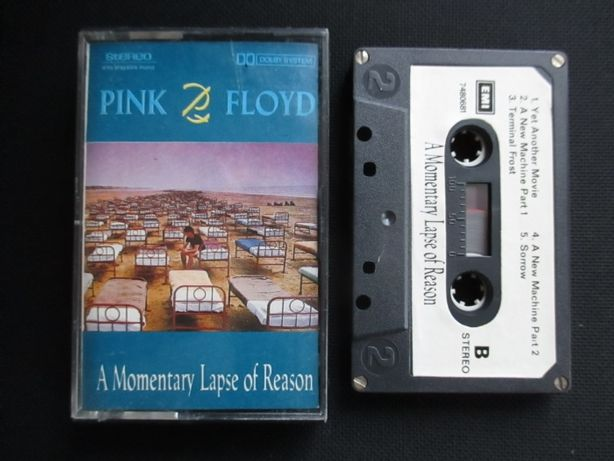 """PINK FLOYD """" A Momentary Lapse of Reason"""""""