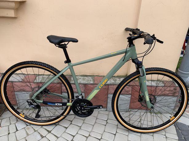 Велосипед cube nature