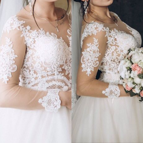 Продам весільню сукню