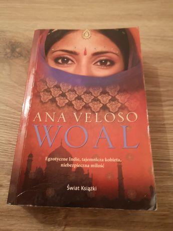 Książka Woal Ana Veloso