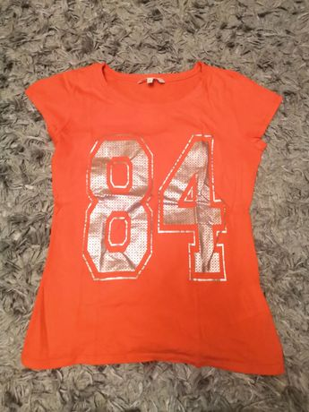 Koszulka dziewczęca, T-shirt Carry, rozmiar M
