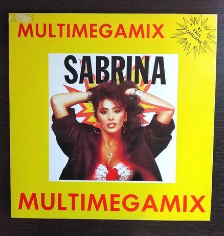 """Sabrina - Multimegamix 12"""" płyta winylowa vinyl"""