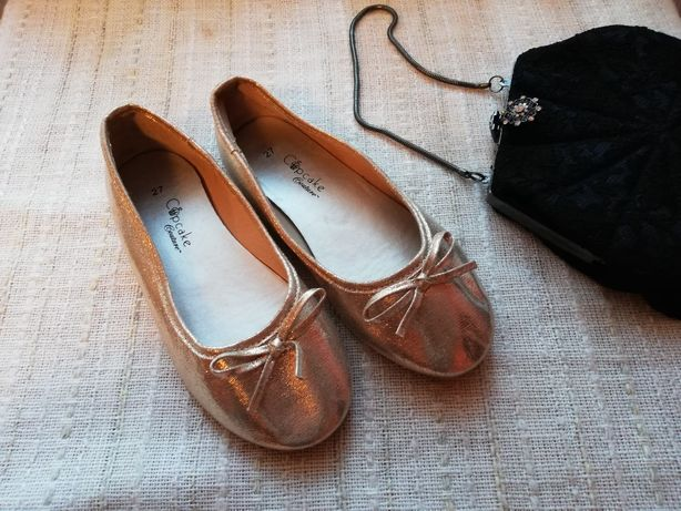 Блискучі туфельки