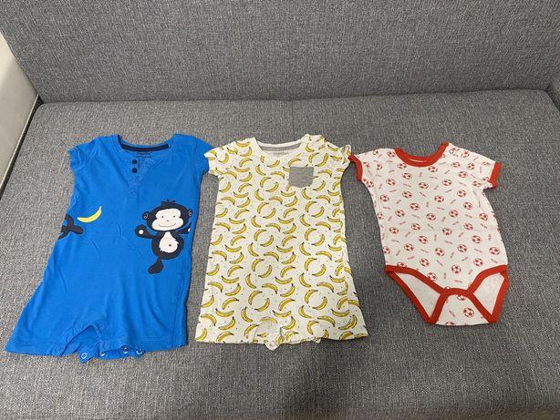 Ubranka dziecięce, rozmiar 74-92