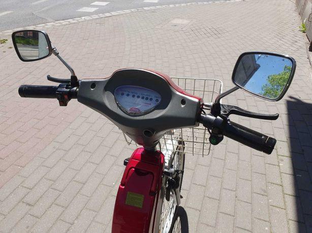 RoweR ELEKTRYCZNY - Sprzedam %