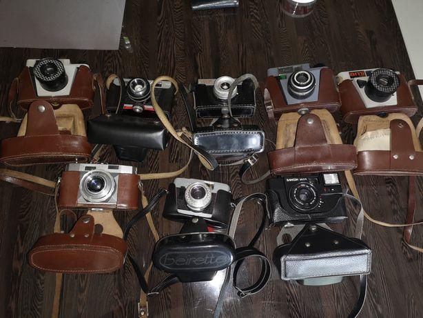 Zestaw 8 aparatów