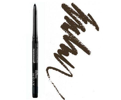 Карандаш для бровей /темно-коричневый) Карандаш для губ /коралловый.