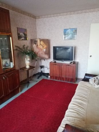 Ан продам 3х. комнатную квартиру н/п 4/5 Центр