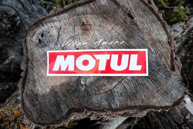 Autocolante para Mota ou Carro Motul|NOVO