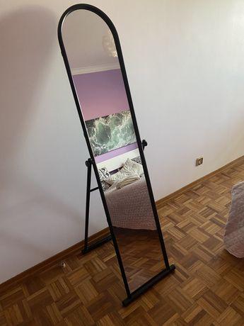Espelho de pé novo