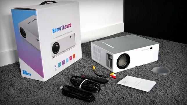 Projektor Byintek K20 500ANSI/5000lum 300cali Full HD1920x1080 Android