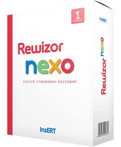 Rewizor NEXO BOX - InsERT - System Finansowo Księgowy