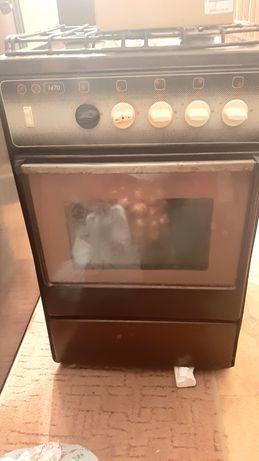 Газовая плита с газовой духовкой