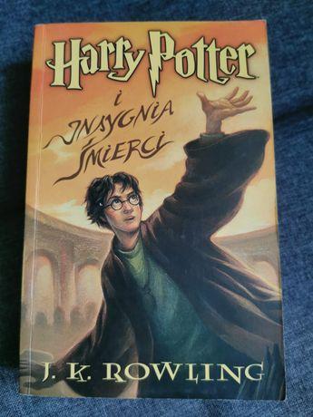 Harry Potter i insygnia śmierci 2007 r.