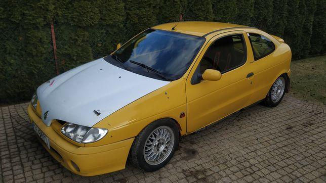 Renault Megane 2.0 Kjs TrackDay SuperOes RallyCross Tor Rajdówka Rajdy