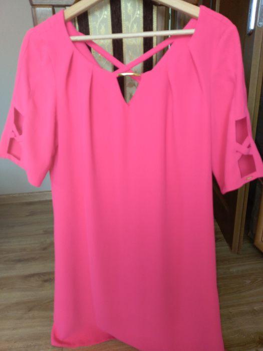 sukienka z krótkim rękawem Siekierczyn - image 1