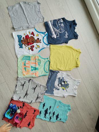 Koszulki na ramiączkach HM 92