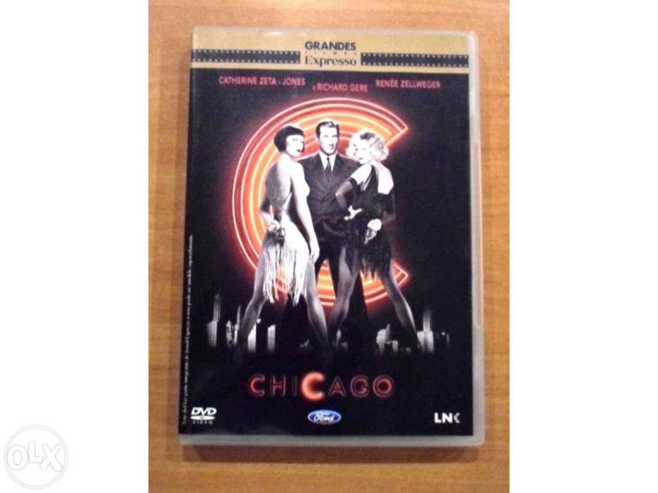 DVD - Chicago 2003 (M12Q) - Original Moimenta da Beira - imagem 1