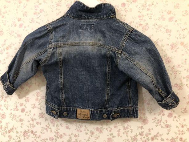 Джинсовка, джинсовая куртка, пиджак