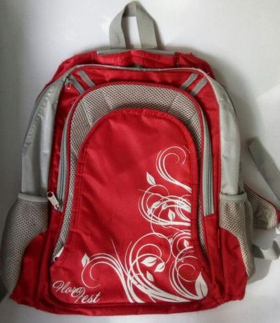 Школьный портфель, рюкзак, ранец.