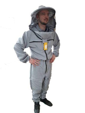 Комбинезон костюм пчеловода Лен-габардин, есть детские размеры!