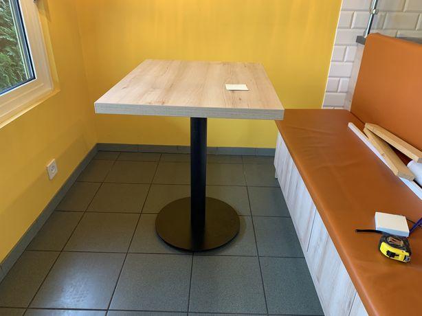 stolik do lokalu stolik barowy cieżki stół
