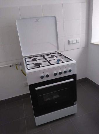 Kuchenka piekarnik kuchnia gazowo-elektryczna Mpm 64-KGE-08