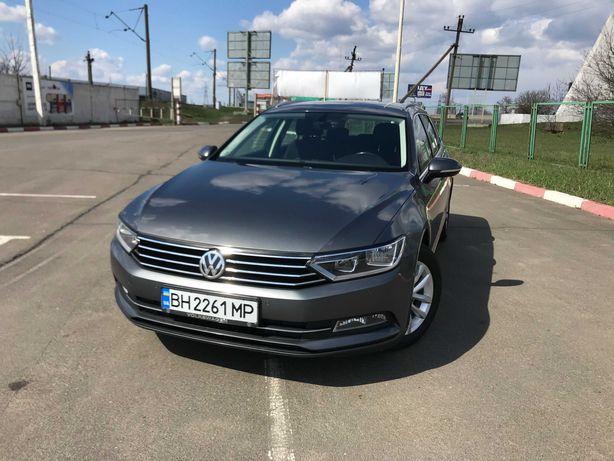 Volkswagen Passat B8 1.6 TDI Bluemotion
