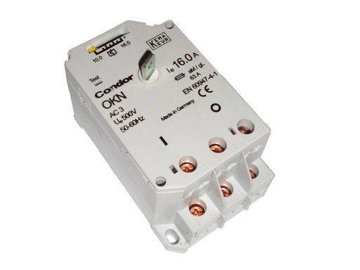 Wyłącznik OKN CONDOR 10-16 A 400V do Karcher HD, HDS i inne