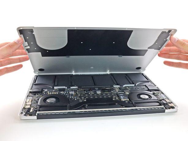 Ремонт чистка ноутбуків , компютерів MacBook Apple ASUS Acer Hp