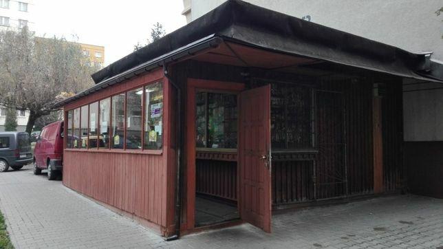 Lokal użytkowy, kiosk spożywczy