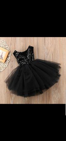 Нарядное платье с открытой спиной