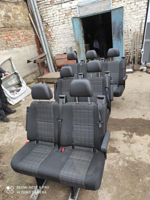 Сидіння з krafter. спрінтер Здолбунов - изображение 1