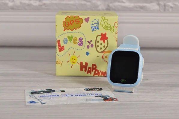 Детские умные  часы KIDS SMART WATCH with GPS..