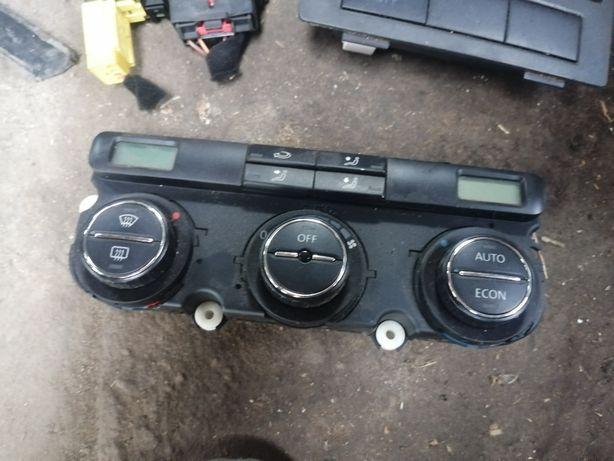 VW touran turan sterownik klimatyzacji panel moduł włącznik