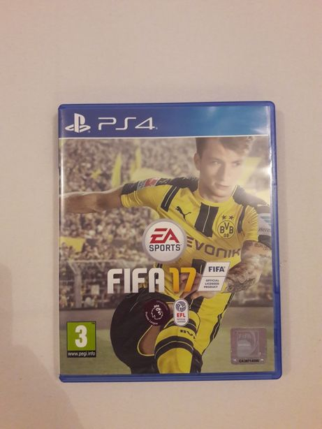 Fifa 2017 PS 4