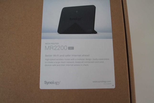 synology mesh router mr2200ac nowy!!!