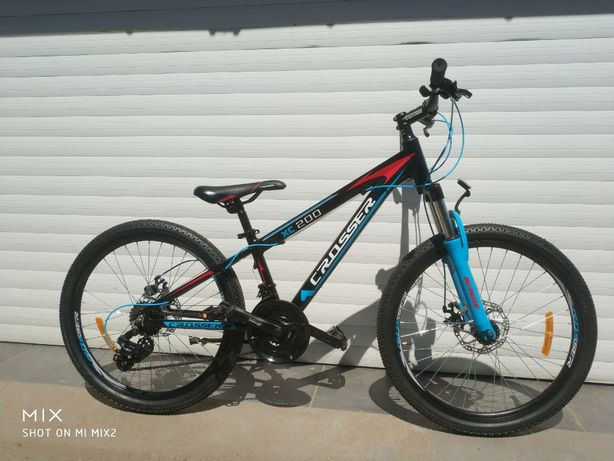 Велосипед детский алюминий 24 Crosser boy XC-200 Giant ГАРАНТИЯ